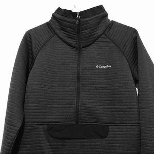 Columbia Fleece Omni-wick Pullover Jacket